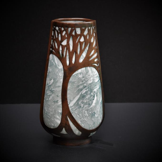 Sezessionist vase by Unknown Artist
