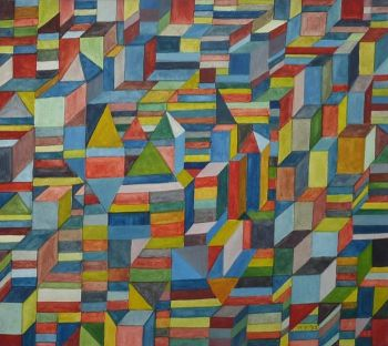 No title by Hans Scholze