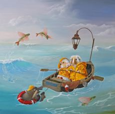 Cavia's wel-varen by Suzan Visser