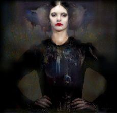 PORTRAIT OF A LADY by Christine Fokkelman