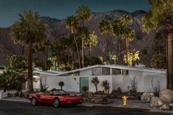 Vista Las Mondial - Midnight Modern by Tom Blachford