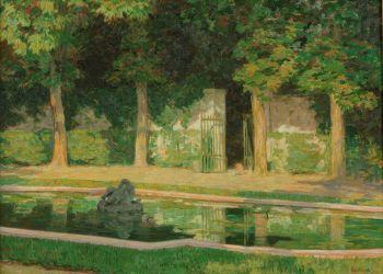 Trianon sous bois, Versailles by Gijs Bosch Reitz
