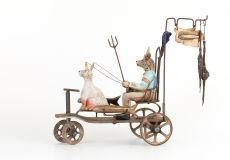 Op zoek naar Visch by Peter Hiemstra