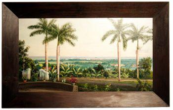 View of Semarang by Frederik Kasenda