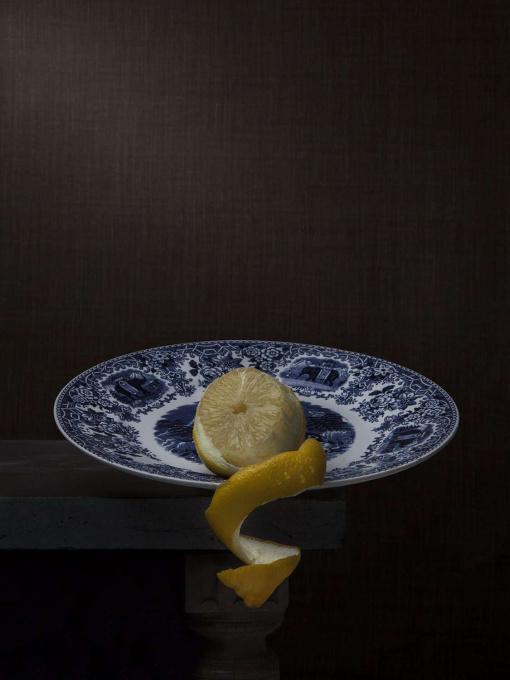 Lemon on China by Jeroen Luijt