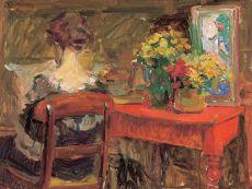 Dame Lisante by Ernest Jean Joseph Godfrinon