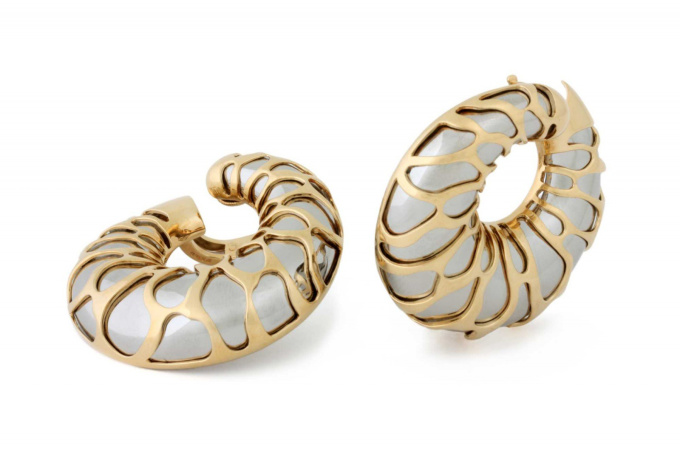 Earrings 'Funny' Marina B. by Marina B.