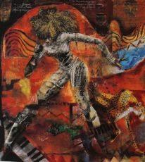 Tina Turner by Astrid Engels