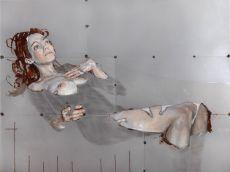 Bagnante by Sabatino Cersosimo
