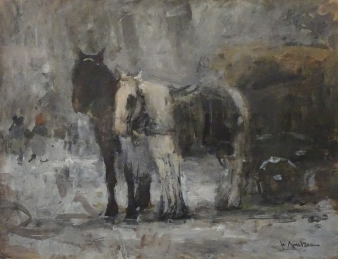 Drafthorses by Floris Arntzenius