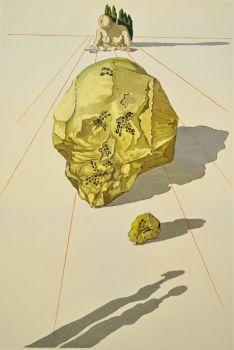Divina commedia inferno 23 by Salvador Dali