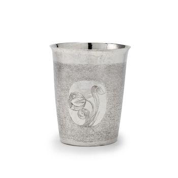 17th century Dutch silver beaker by Unknown Artist