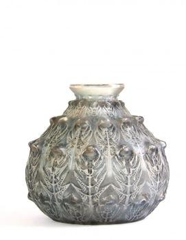 Vase 'Fougères' by René Lalique