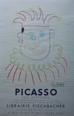 Lithografische affiche by Pablo Picasso