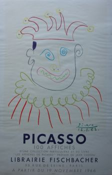 Lithografische affiche by Pablo Picasso