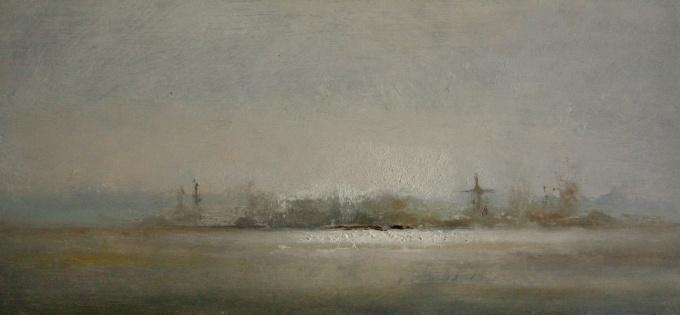 Nederland - Waterland I by Anneke Elhorst