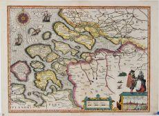 Zeeland  by Kaerius, Petrus