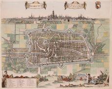 Utrecht  by  Heirs Johannes Janssonius van Waesberge