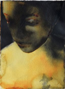 The Dirty Yellow Series no. 26 by Graham Dean