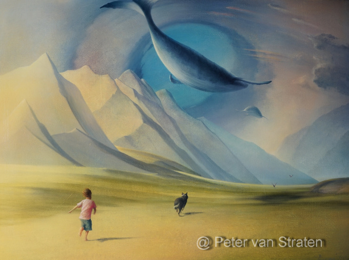 Into the Future by Peter van Straten