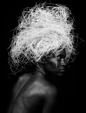 Cheveux de Paille 3 by Angèle Etoundi Essamba