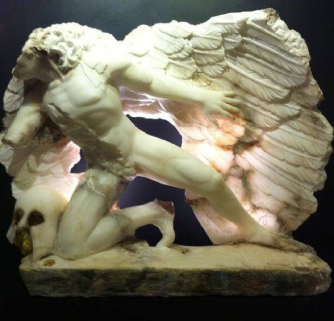 Icarus by Gerti Bierenbroodspot