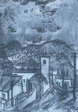 'Toledo' by Charles Eyck