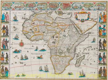 Africa  by  Willem and Joan Bleau