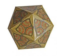 M.C. Escher chocolate tin for VERBLIFA by Maurits Cornelis Escher