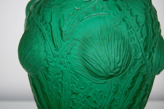'Domremy' Vase by René Lalique