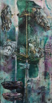 Timeless Battles II by Gerti Bierenbroodspot