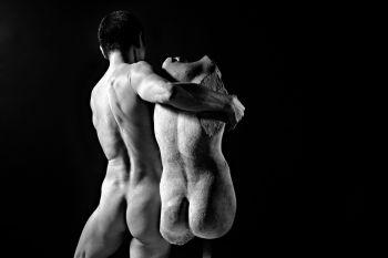 Embracing Apollo by Brigitte Vincken