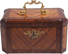 A tobacco-box
