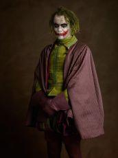 Portrait d'un Bouffon au sourire grimaçant 2 by Sacha Goldberger
