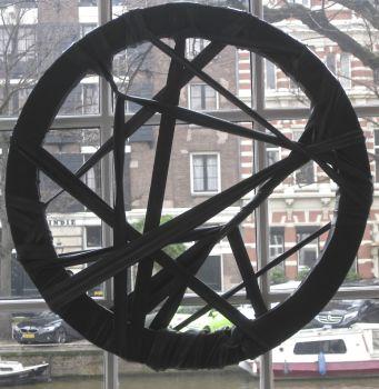'wheel' by Fabrizio Romano Battistoni