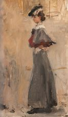 Parisienne by Isaac Israels