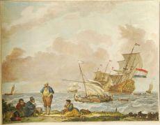 Hoek van Holland by Matthias de Sallieth