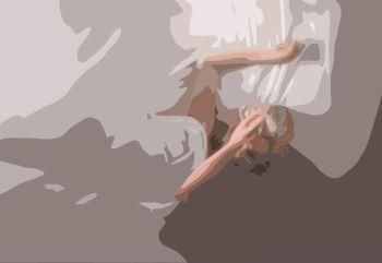 'White Dream No 5' by Shi Bao Fang