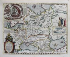 17th-CENTURY RUSSIA  by Blaeu, Joan