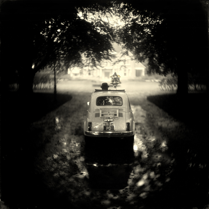 Meals on Wheels by Alex Timmermans