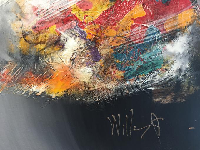 Color power by William Malucu