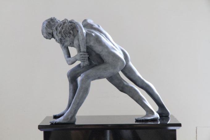 Luctatio by Wim van der Kant