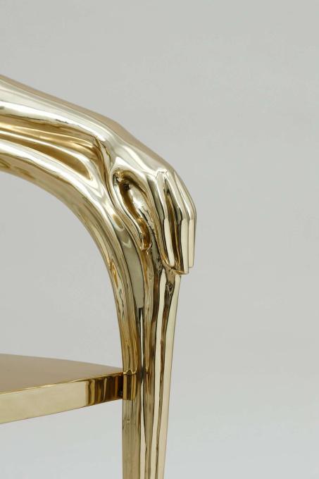 Leda Armchair - Sculpture by Salvador Dali