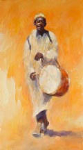Trommelaar I  by Dinie Boogaart