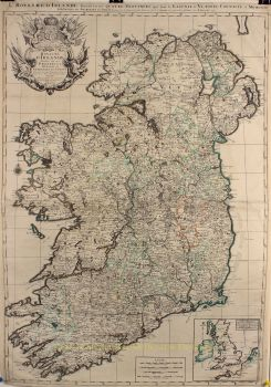 Ireland  by  Alexis Hubert Jaillot