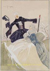 HET SNEEUWT DANS LA NEIGE  by Marechaux, Gaston