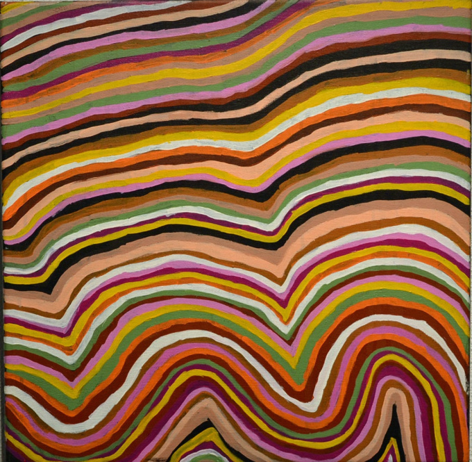 Munny Munny Hill 1 (Sandhills) by Pansy Hicks