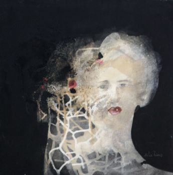 Portret in zwart by Julia Ninio