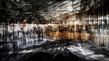 Warschauer Strasse by Jack Marijnissen