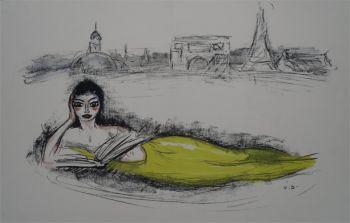 The Sirene by Kees van Dongen
